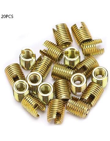 Bordo Europe 3521-11.00X2.0DP PowerCoil Lot de 10 inserts filet/és M11/x/1,25/x/2/cm