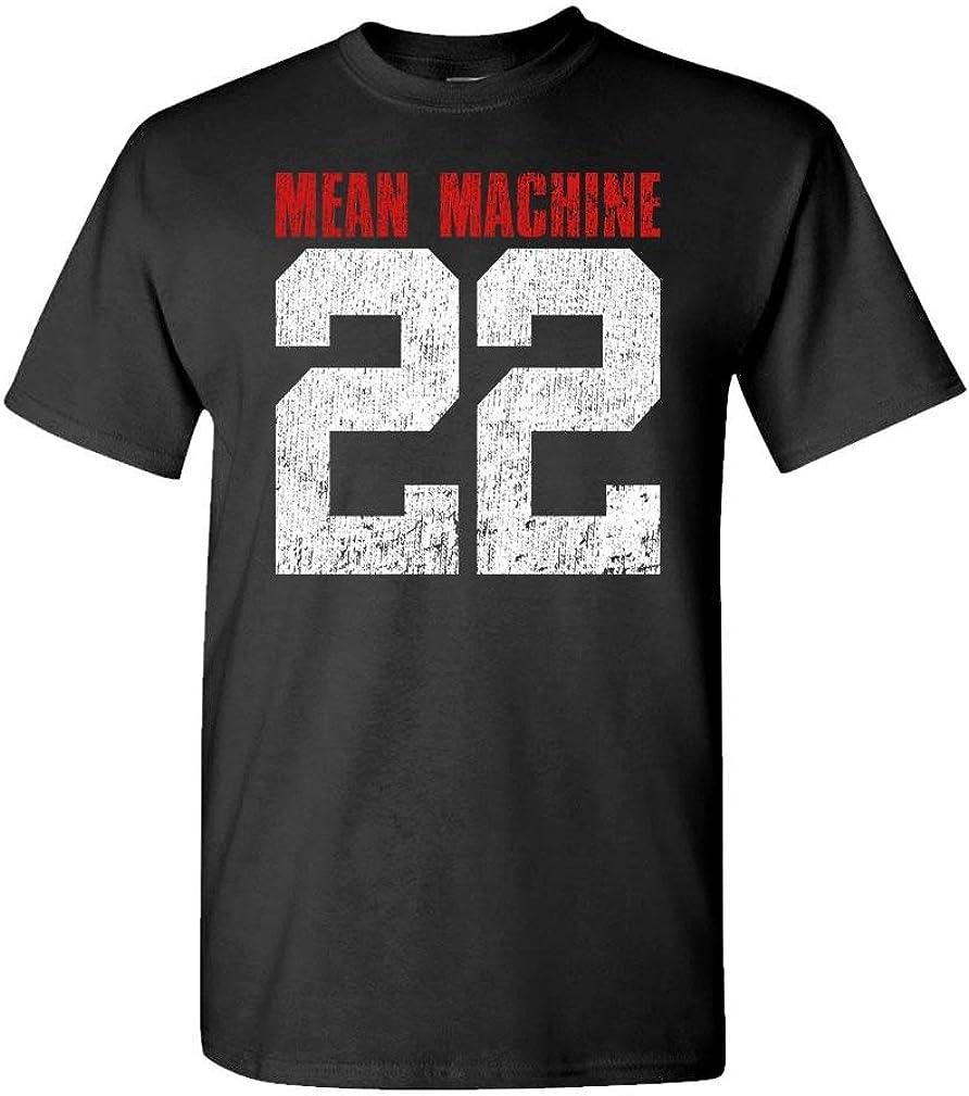 The Goozler Mean Machine 22 - Yard MMA Martial Football - Mens Cotton T-Shirt
