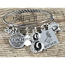 Coach gift, team mascot, logo, dance studio, gymnastics coach, dance teacher, softball coach, volleyball coach, soccer coach, team gift