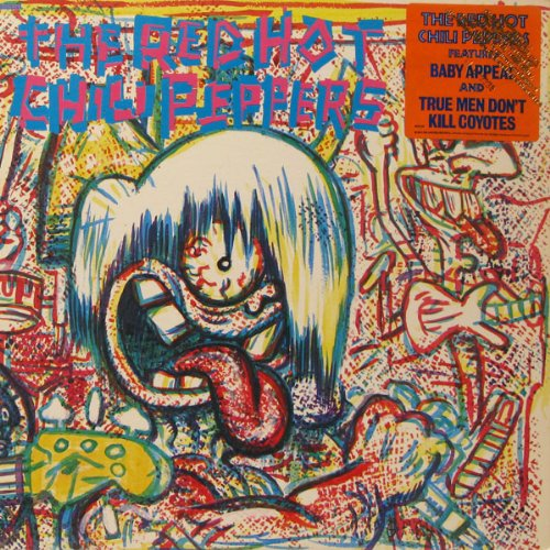 The Red Hot Chili Peppers (Original Vinyl Edition)