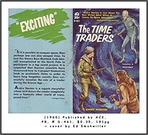 Book The Time Traders