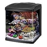 Coralife Fish Tank LED BioCube Aquarium Starter Kits, Size 16