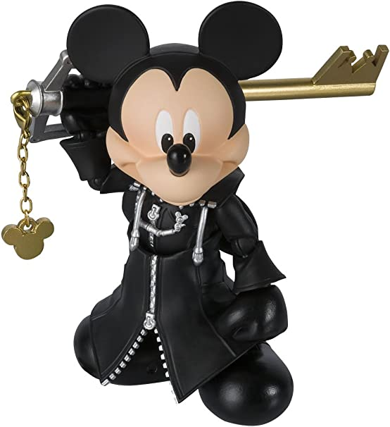 S.H Figuarts Goofy Kingdom Hearts II Action Figure IN STOCK USA SELLER
