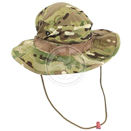 MultiCam Rothco Military Tactical Adjustable Boonie Hat