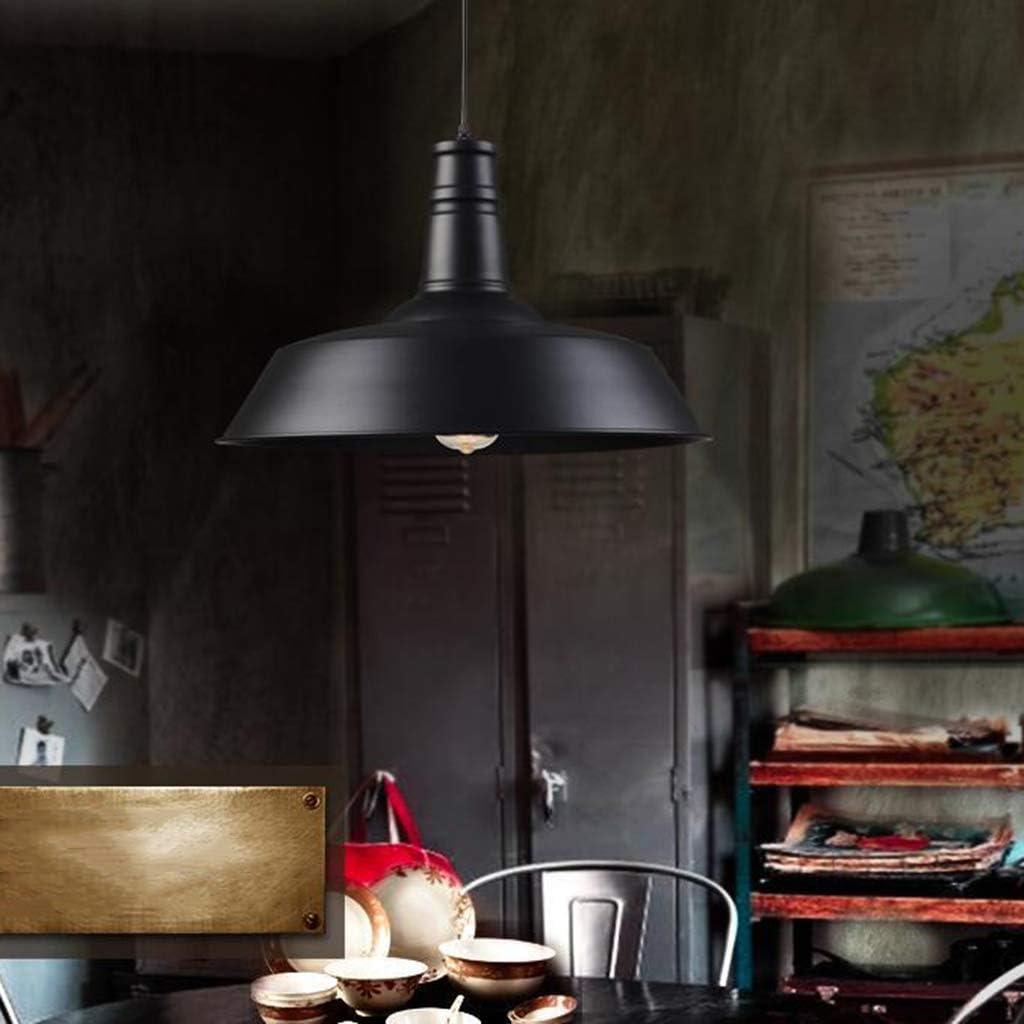 HSLXD.FGDD Kreative Topfdeckel Kronleuchter Loft Industriestil Bekleidungsgesch/äft Restaurant Schmiedeeisen Kronleuchter Metall Kronleuchter E27 Dekoration Kronleuchter,Schwarz,26CM