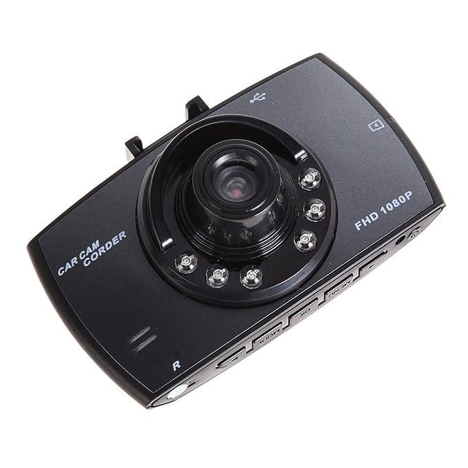 ... de la cámara HD 1080P del coche DVR Grabador de vídeo Digital Con visión nocturna del vehículo/detección de movimiento/G-Sensor: Car Electronics