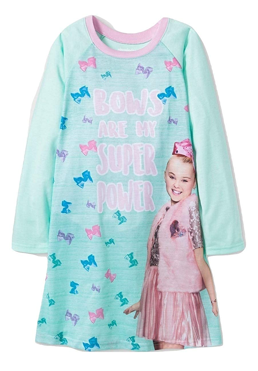 Nickelodeon Jojo Siwa Long Sleeve Nightgown