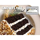 Snowflake Coconut Flake Medium Cut 10 Bag 1 Pound