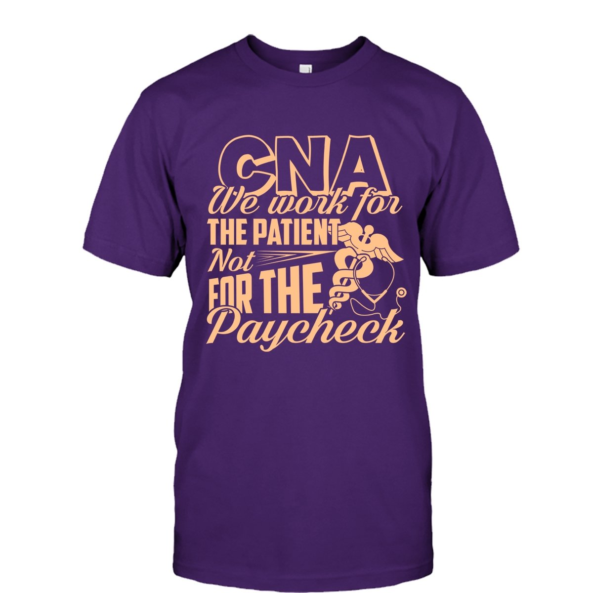 CNA Work Cool T Shirts Design CNA T-Shirt