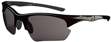 aaa2f0f63ca1 Amazon.com  Ryders Eyewear Hex Sunglasses (Black Grey)  Sports ...