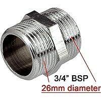 """3/4 """"x 3/4"""" rosca BSP tubo de conexión"""