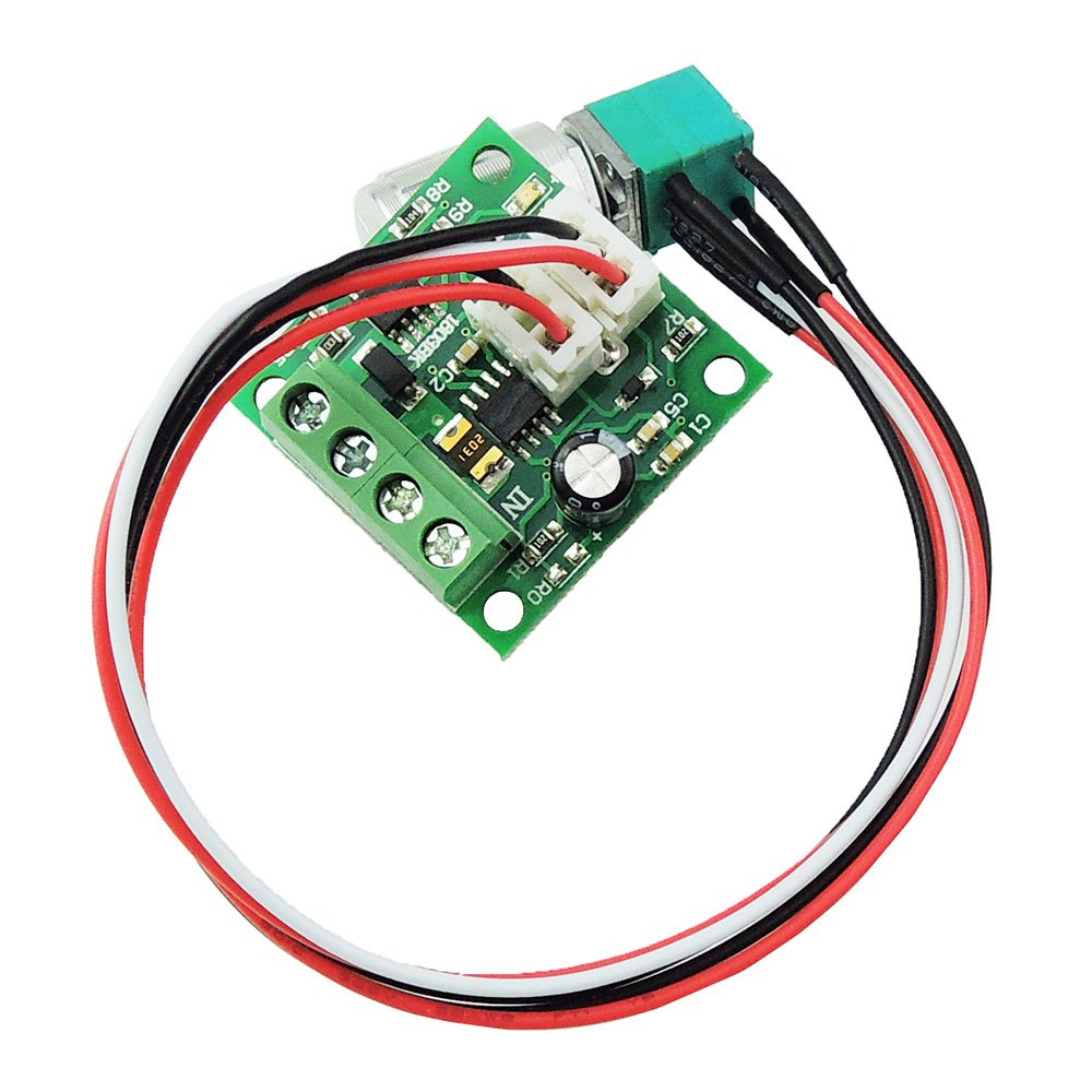 Uniquegoods 1803bkw 18v 3v 5v 6v 72v 12v 2a 30w Dc Motor Speed Wire Pc Fan Wiring Diagram My Stirplate Cheap And Easy Build Page Controller Pwm Adjustable Driver Switch