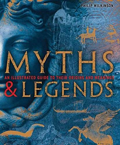 Best buy Myths & Legends: illustrated guide their origins and meanings