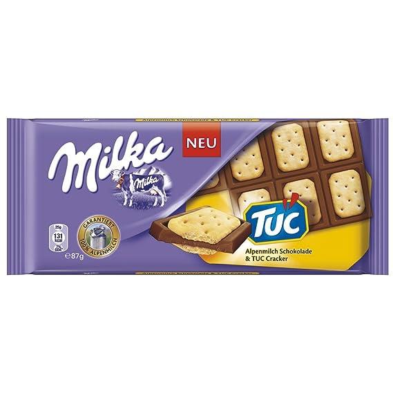 Milka Tuc Cracker 87g 10 Pack By Milka