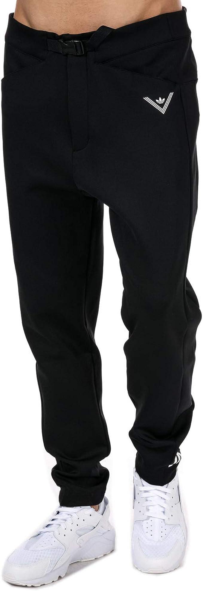 Adidas Pantalon de survêtement White Mountaineering noir