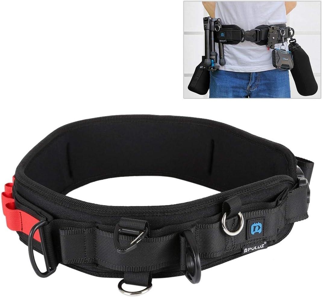 HEGUANGWEI Multi-Functional Bundle Waistband Strap Belt with Hook for SLR//DSLR Cameras