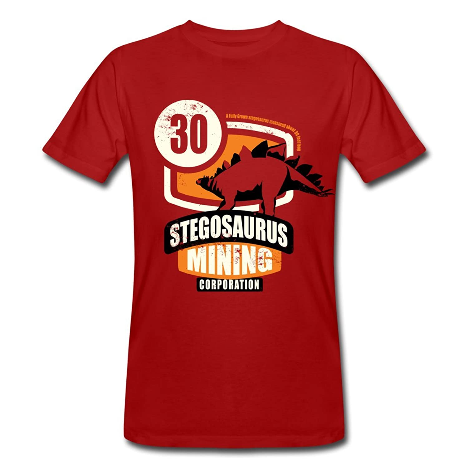Stegosaurus Animal Planet Men's Organic T-shirt by Spreadshirt??