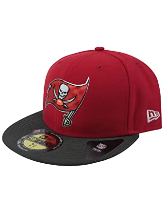 quality design e196a f8c12 New Era 59Fifty NFL Tampa Bay Buccaneers Draft Cap (7)
