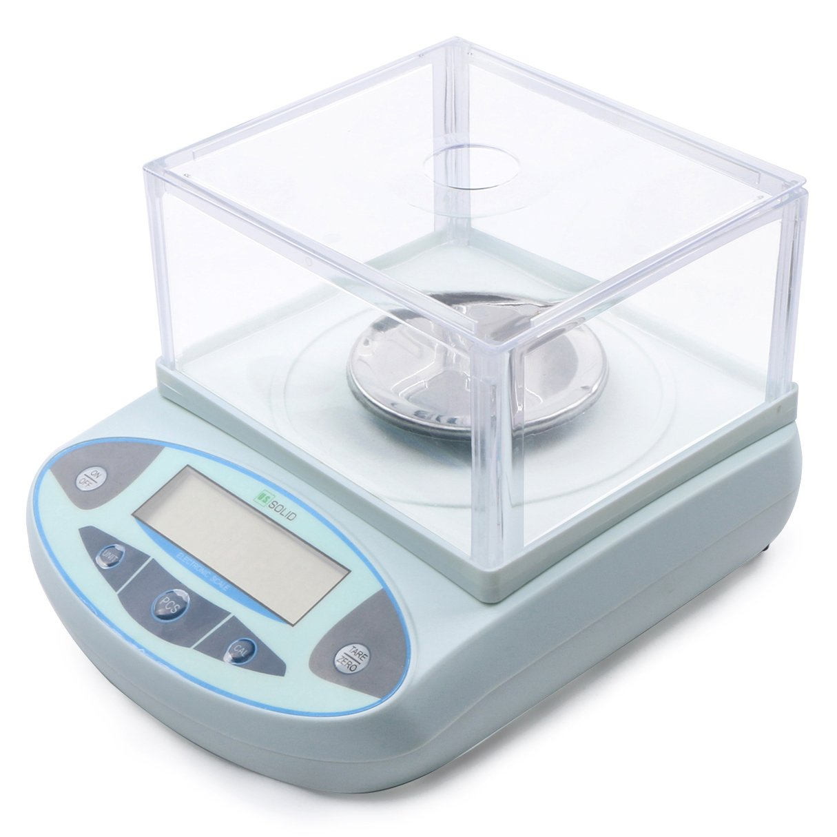 1 mg Lab Analytical Balance 500 x 0.001 g Digital Precision Scale Electronic Scale CE Certified