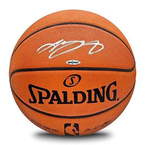 LeBron James Signed Basketball - Official Game Authentic - Upper Deck Certified - Autographed Basketballs by...