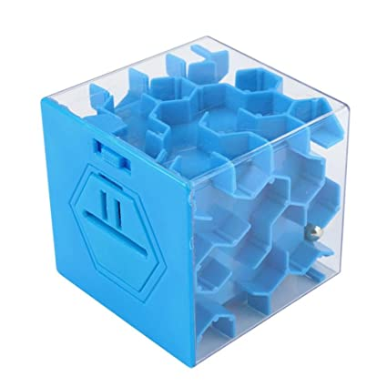 Cube personality game