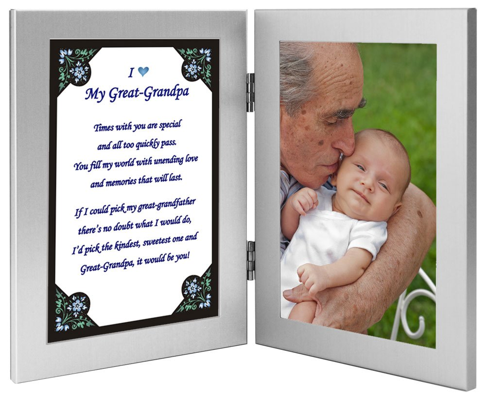 Amazon.com - Great-Grandfather Gift from Grandchild - Great Grandpa ...