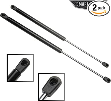 ECCPP 2pcs Front Hood Lift Supports Struts Rods Gas Springs for 2002-2010 Dodge Ram 1500 2500 3500 4500 5500