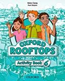 Oxford Rooftops Activity Book 6 - 9780194503822