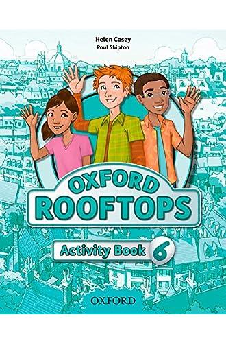 Rooftops 6 Activity Book