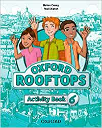 Oxford Rooftops Activity Book 6 - 9780194503822: Amazon.es
