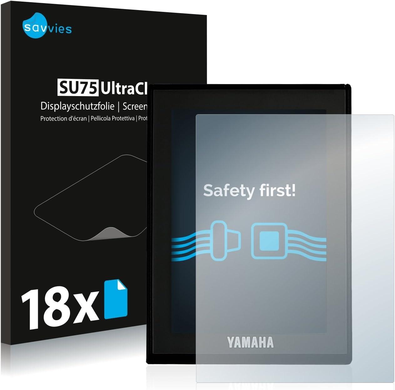 E-Bike Display 18x écran Protecteur pour Yamaha LCD-X Display 2019