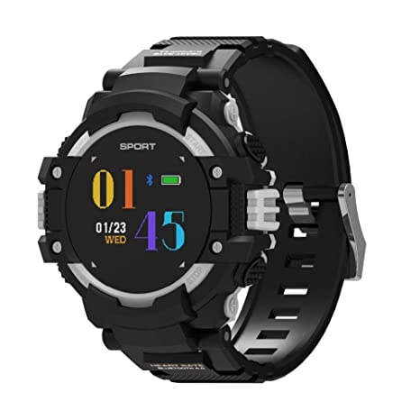 sanniya LG118 Smartwatch Card Bluetooth Watch Soporte SIM/TF ...