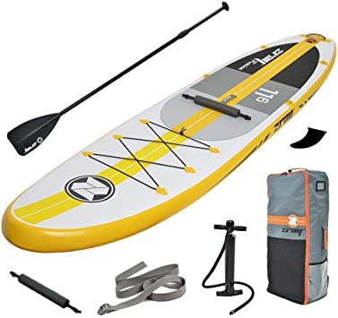 Kayaks hinchables Tabla de Paddle Surf Hinchable Kit, Bomba de ...