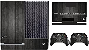 Patrick Chamberlain Wood 267 Skin Sticker For X BOX Console + 2 Controller Cover