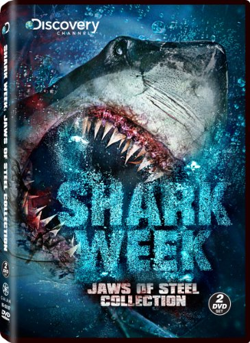 Shark Week Jaws Steel Collection