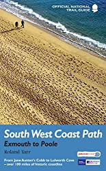 South West Coast Path: Exmouth to Poole: National Trail Guide