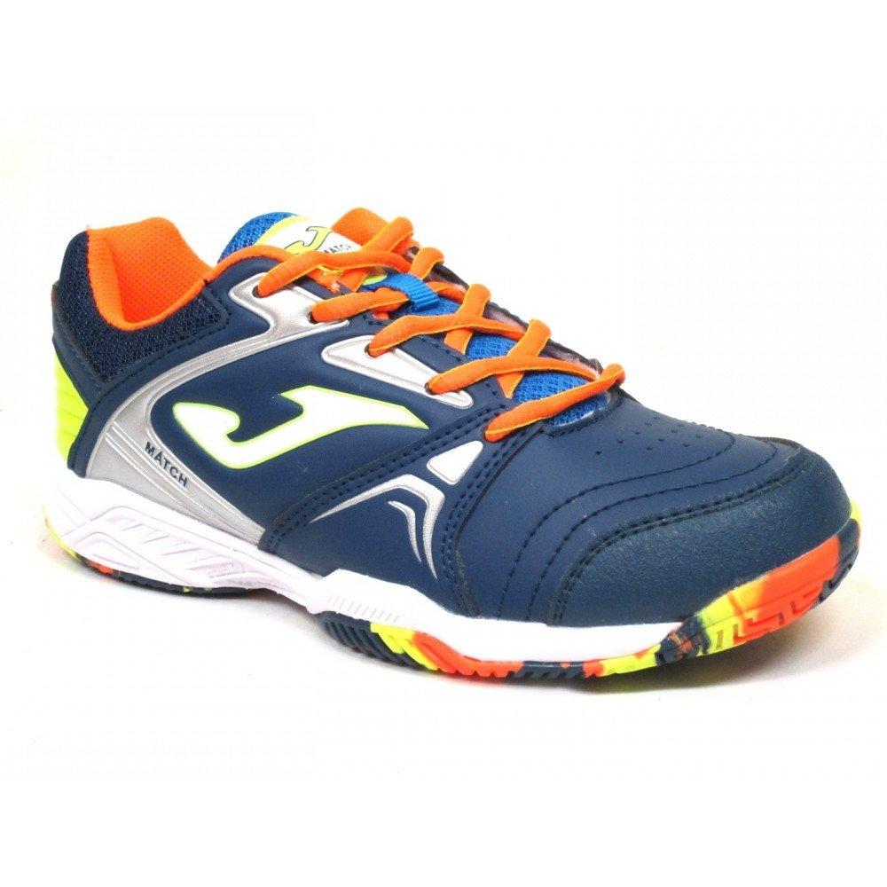 Zapatillas Pádel Joma Match JR 703 Marino: Amazon.es: Zapatos y complementos