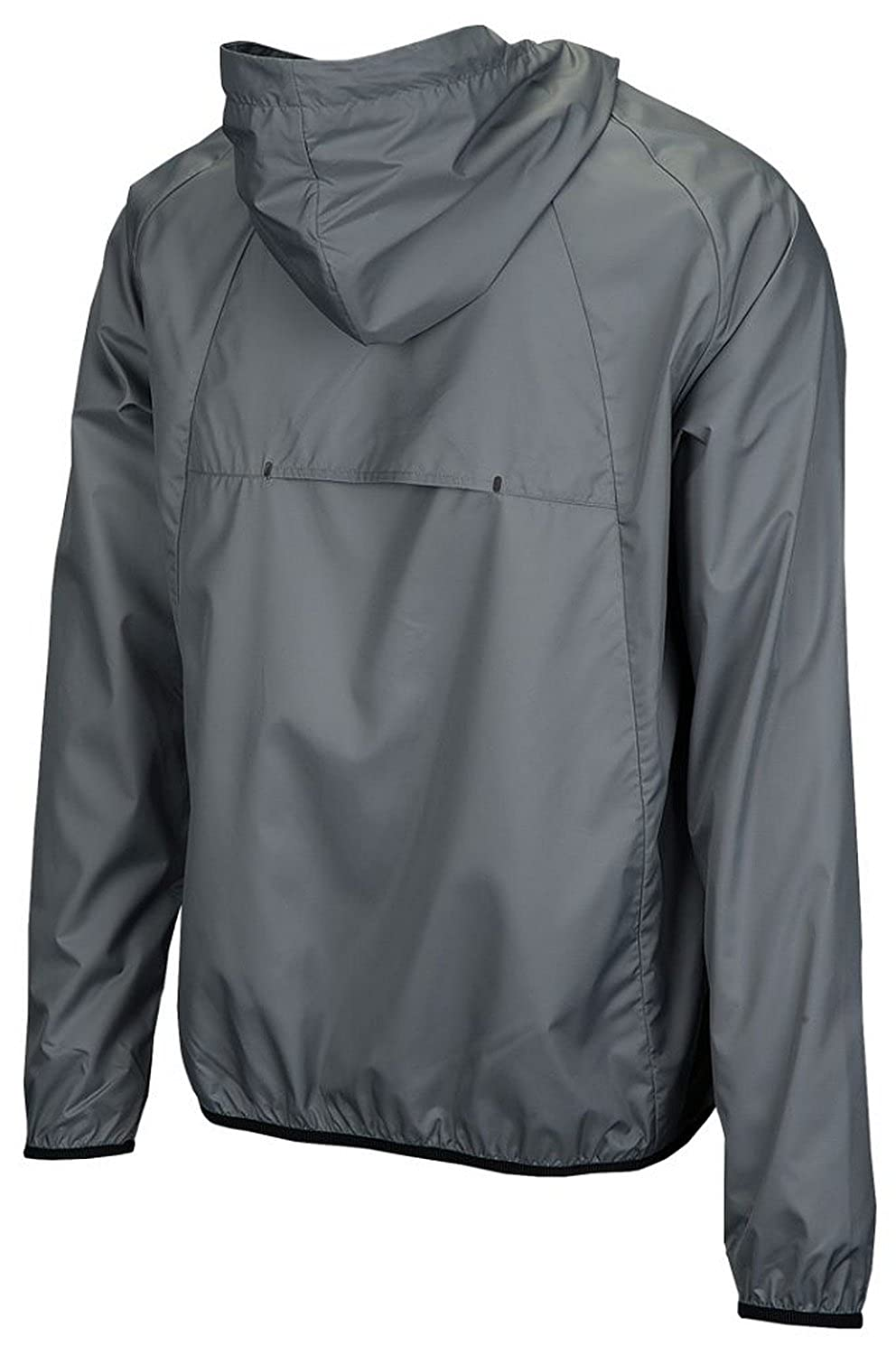 f55feb91b0a69f Amazon.com  Nike Men s Jordan Sportswear Wings Windbreaker Jacket Cool Grey  Black (X-Large)  Sports   Outdoors