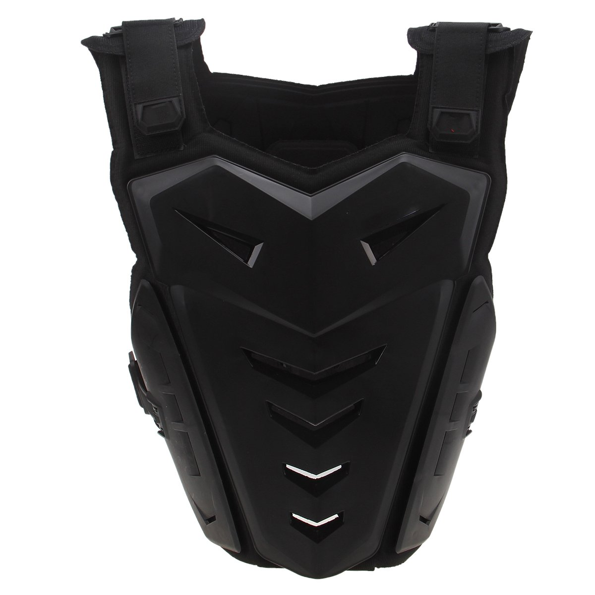 Chest Back Vest Armor Protector for Motocross Riding Skating Skiing Scooter by Possbay (Image #1)