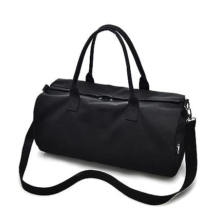 377dc5199c6b Amazon.com: Ybriefbag Unisex Canvas Travel Bags, Simple Bags, Canvas ...