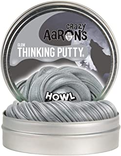 product image for Crazy Aaron's Thinking Putty, 3.2 Ounce, Glow Howl