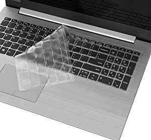 "FORITO Keyboard Cover Compatible with IdeaPad 15.6"" 320 330 330s 340s 520 720s 130 S145 L340 S340/ 2019 2018 New IdeaPad 15.6"" /IdeaPad 320 330 17.3 -TPU"