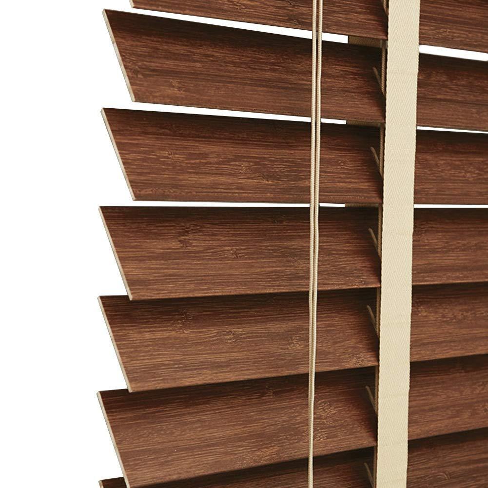 IDWOI カスタムベネチアンブラインド竹ブラインド日焼け止め竹カーテン断熱パーティション竹ローラーブラインド マルチサイズオプション 色 出荷 : 150x220cm B07PRBT4SQ さいず A サイズ 返品不可