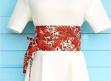 c71d9958cbd9 Blancho Kimono Obi Yukata Obi Ceinture Ceinture Modèle Harajuku  Amazon.fr   Vêtements et accessoires