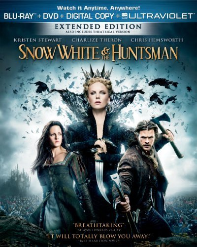 Snow White & the Huntsman - Extended Edition (Blu-ray + DVD + Digital Copy + UltraViolet) by Universal