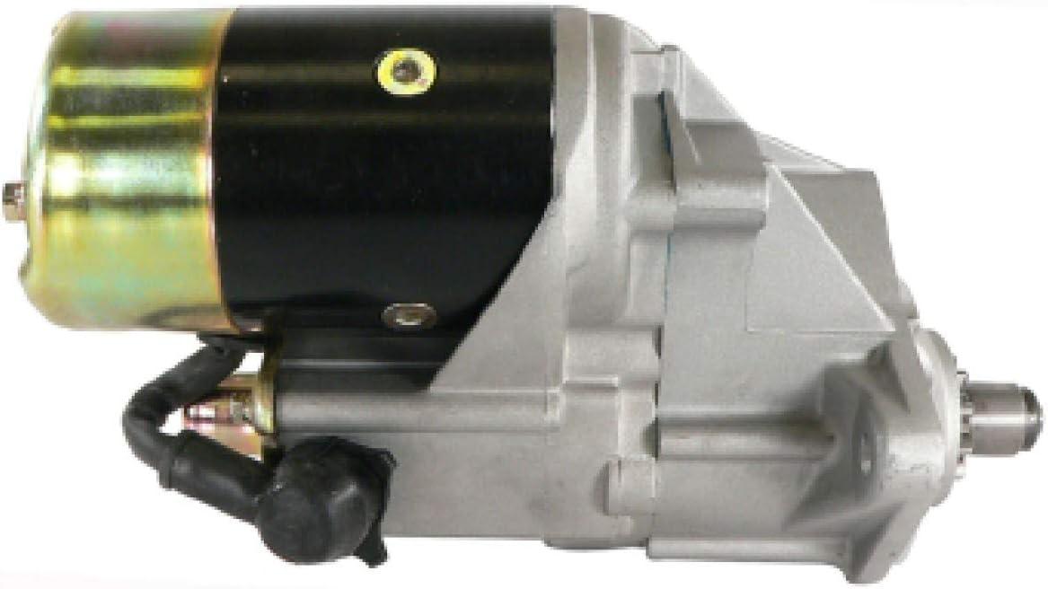 New DENSO style Starter for CASE 650K Series 2,650K Series 3,650L,750K Series 2,750K Series 3,750L,850K Series 2,850K Series 3,850L 05-On-2008
