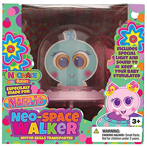 Neonate Babies Nerlie Neo-Space Walker [Pink]
