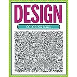 Design Coloring Book Paisley & Mandala: Adult Coloring Book (Art Book Series)