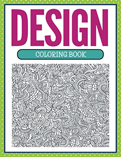 Design Coloring Book Paisley & Mandala: Adult Coloring Book (Art Book Series)
