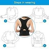 Panegy Adjustable Posture Corrector Comfort Back